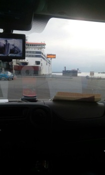 Ferry Manche